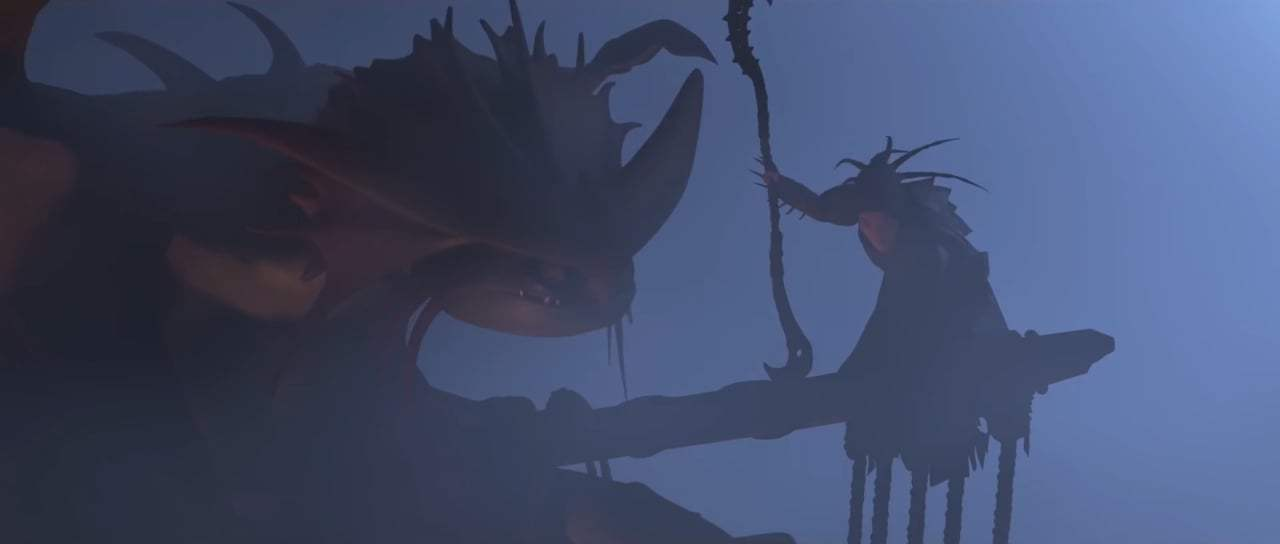 How to Train Your Dragon: The Hidden World (2019) - Dragon Rescue Screen Capture #4