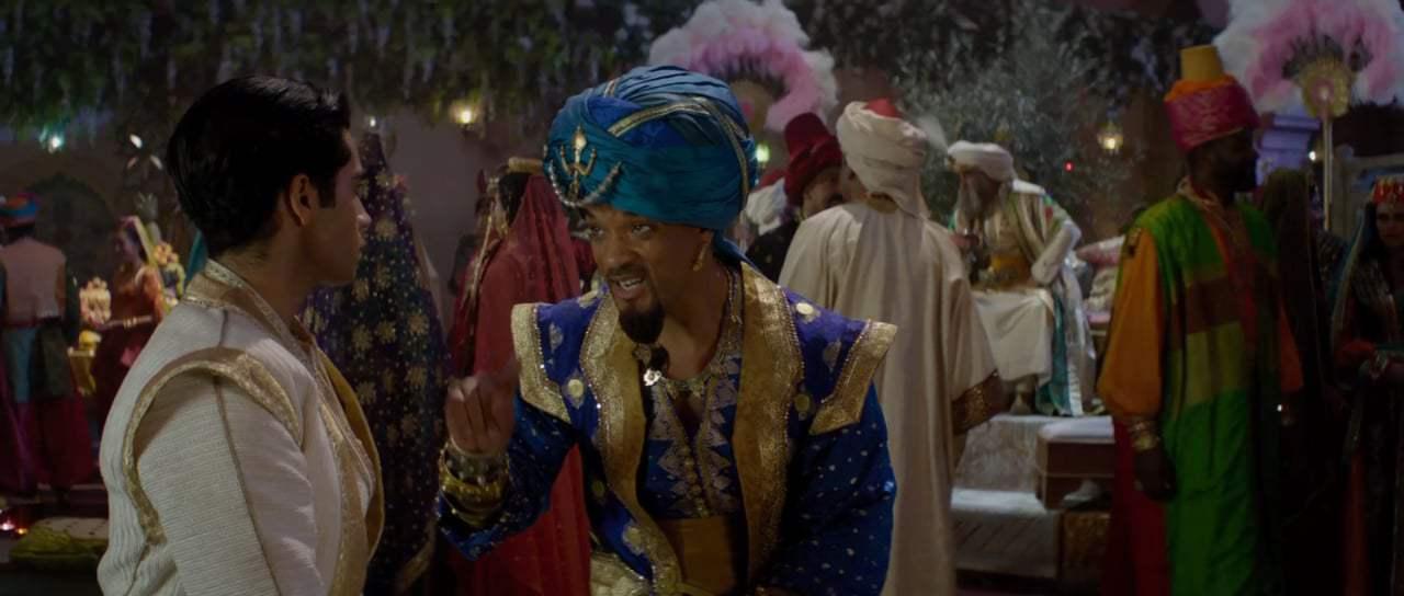 Aladdin Musical Trailer