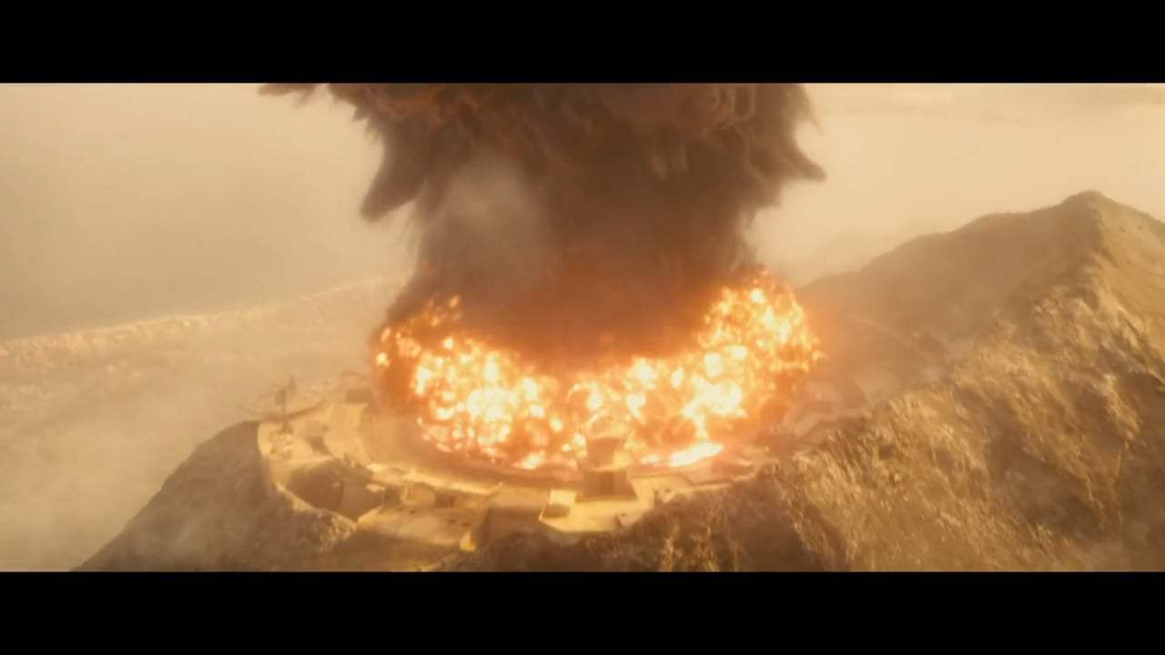 Godzilla: King of the Monsters TV Spot - Intimidation (2019) Screen Capture #2
