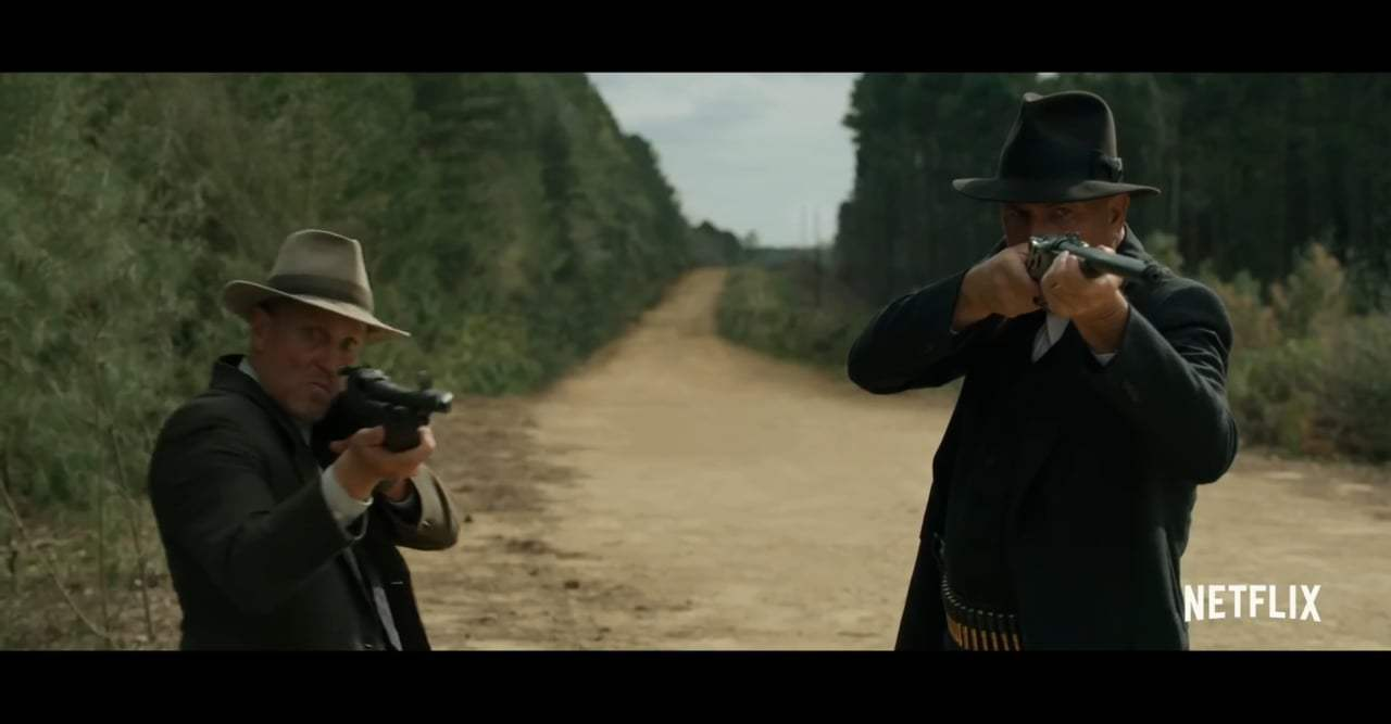 The Highwaymen Featurette - Bringing the Story to Life (2019) Screen Capture #1