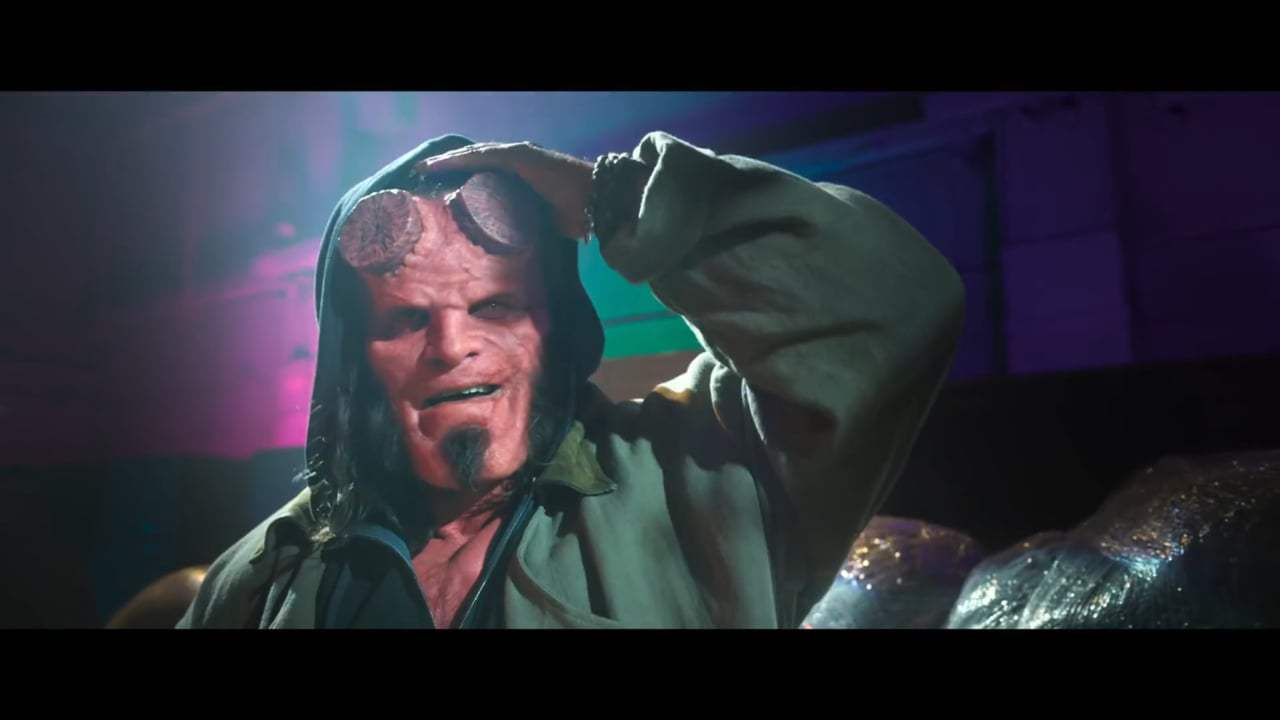 Hellboy Featurette - Bringing the Comics to Life (2019) Screen Capture #2