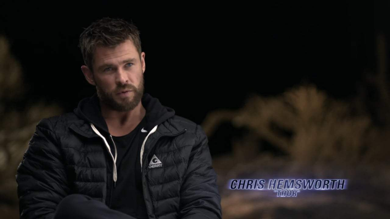 Avengers: Endgame Featurette - We Lost (2019) Screen Capture #2