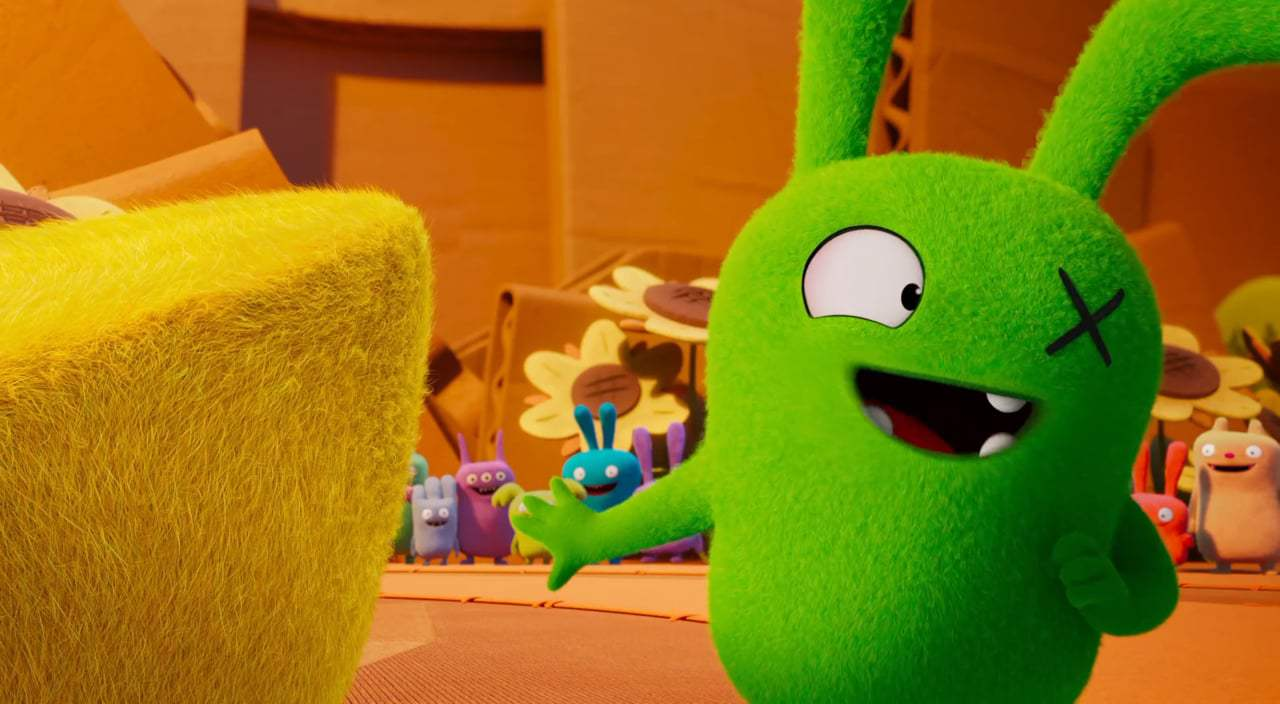 UglyDolls Theatrical Trailer (2019) Screen Capture #3