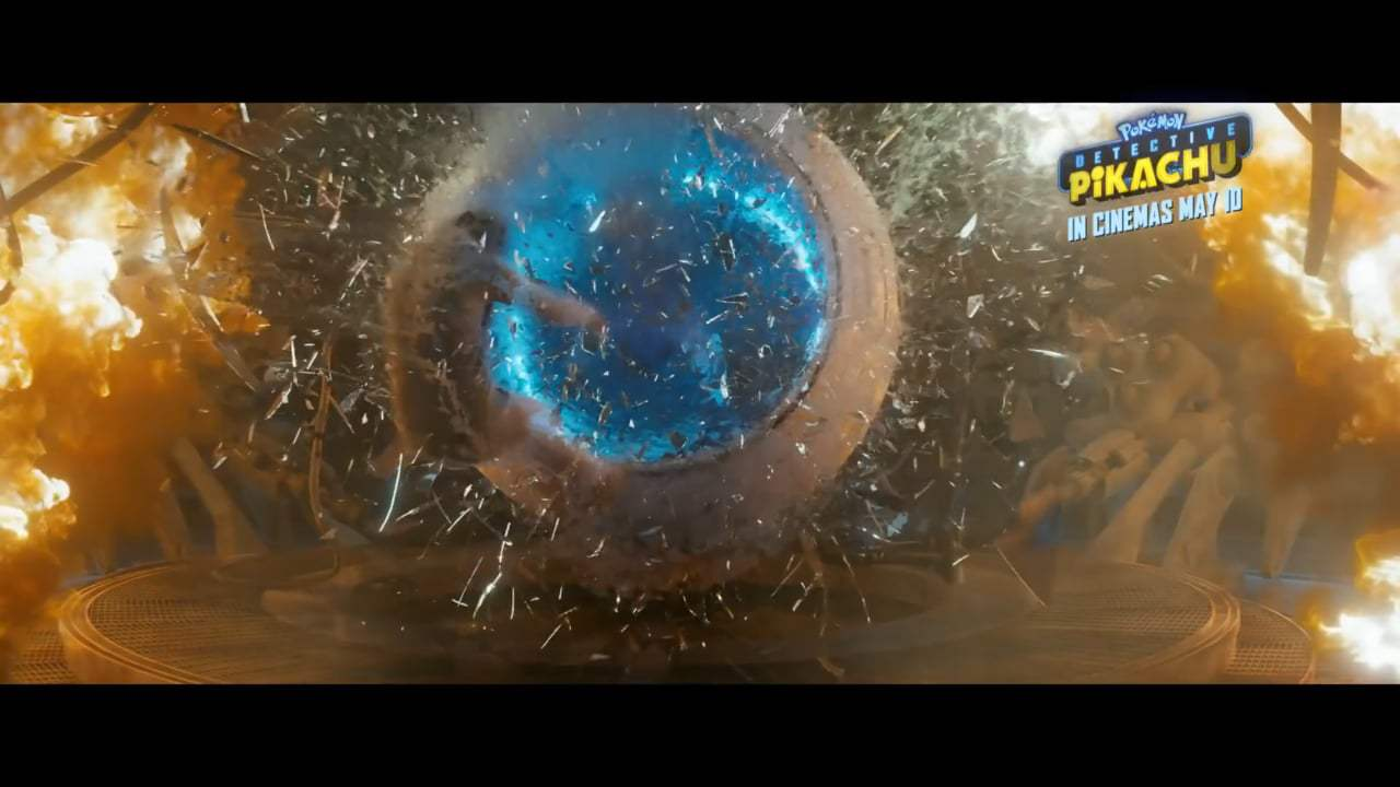 Pokémon Detective Pikachu TV Spot - Clues (2019) Screen Capture #2