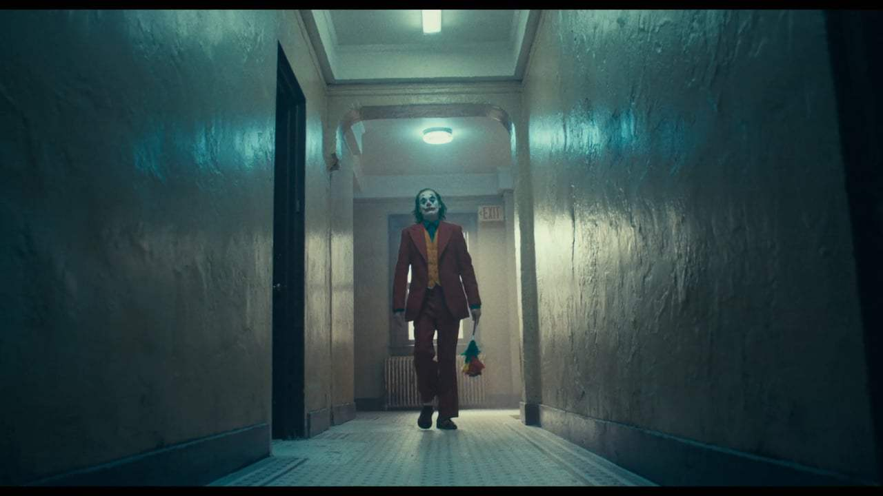 Joker Teaser Trailer (2019) Screen Capture #4