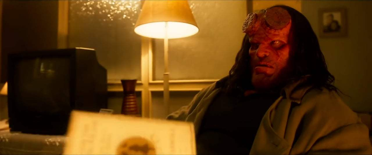 Hellboy Feature Red Band Trailer (2019) Screen Capture #2
