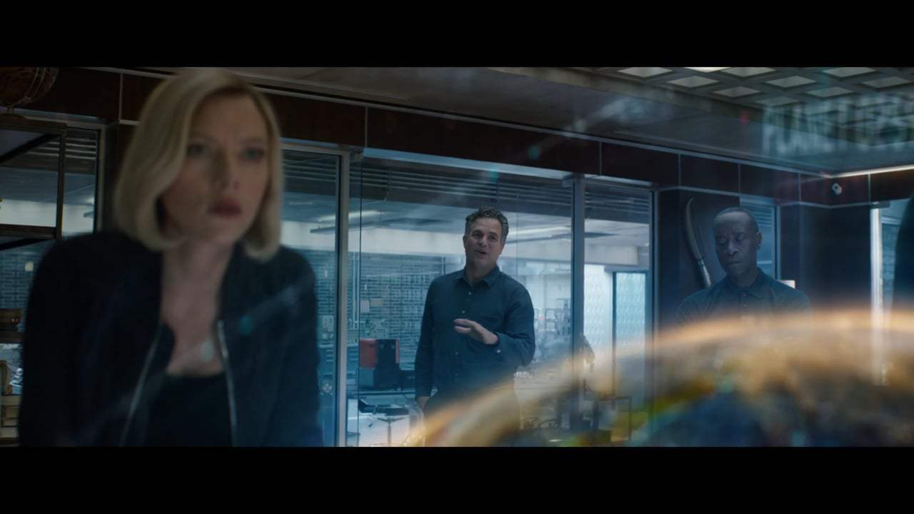 Avengers: Endgame (2019) - Just Like That Screen Capture #1