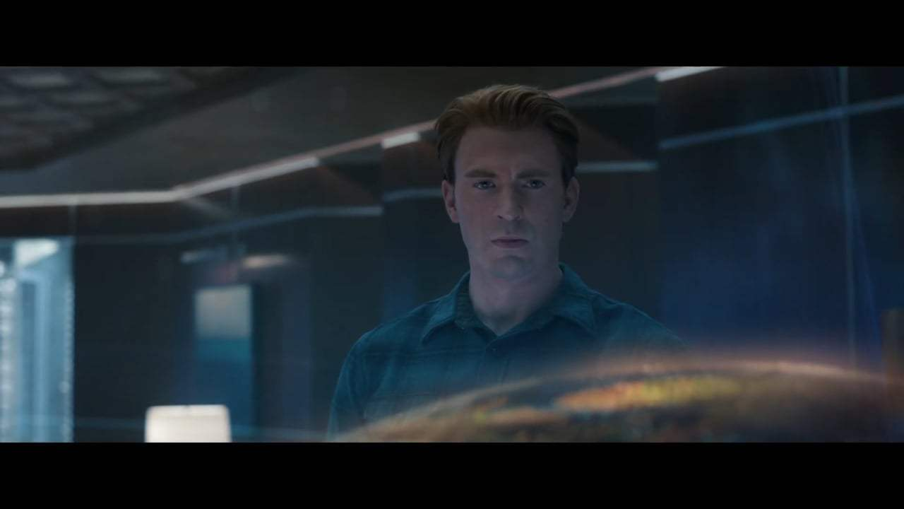 Avengers: Endgame (2019) - Just Like That Screen Capture #4