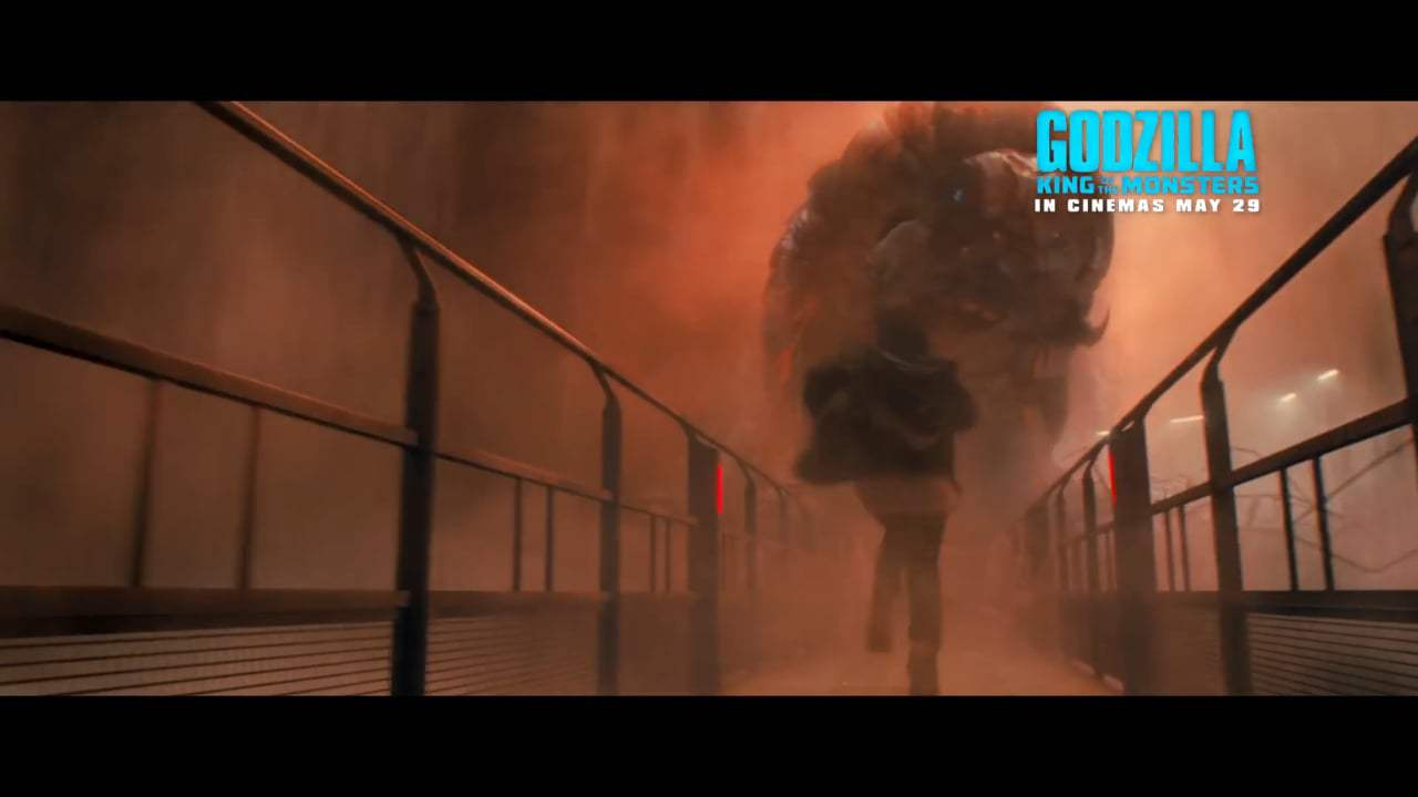 Godzilla: King of the Monsters TV Spot - Run (2019) Screen Capture #1