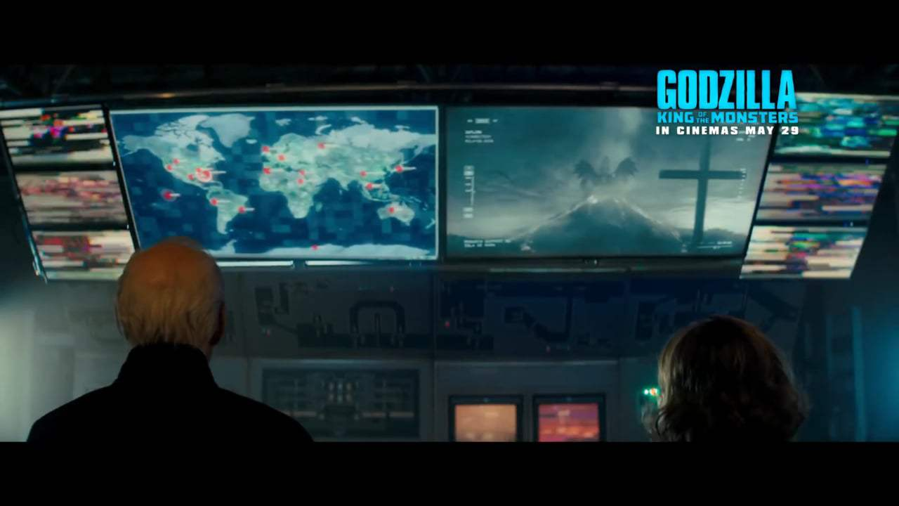 Godzilla: King of the Monsters TV Spot - Run (2019) Screen Capture #2