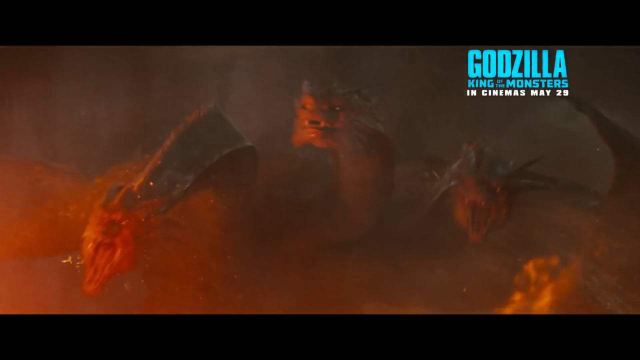 Godzilla: King of the Monsters TV Spot - Run (2019) Screen Capture #3