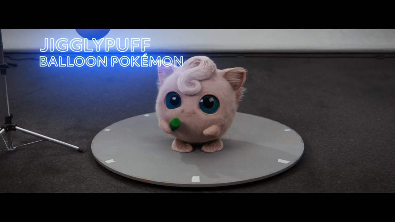 Pokémon Detective Pikachu Featurette - Casting (2019) Screen Capture #1