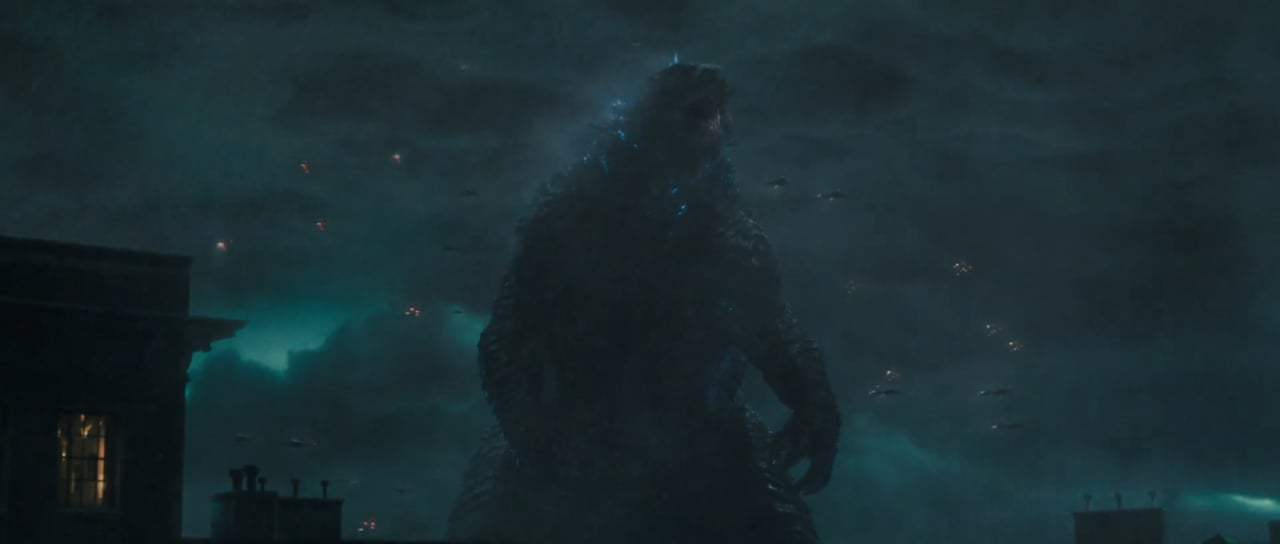 Godzilla: King of the Monsters Feature Trailer (2019) Screen Capture #3