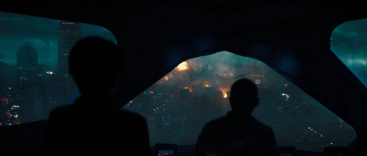 Godzilla: King of the Monsters Feature Trailer (2019) Screen Capture #4