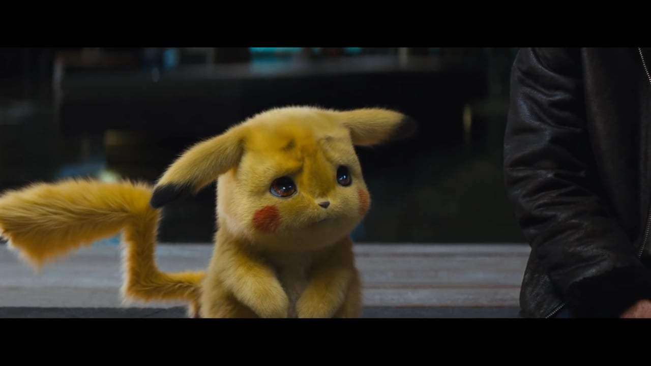 Pokémon Detective Pikachu Featurette - Behind the Scenes (2019) Screen Capture #2