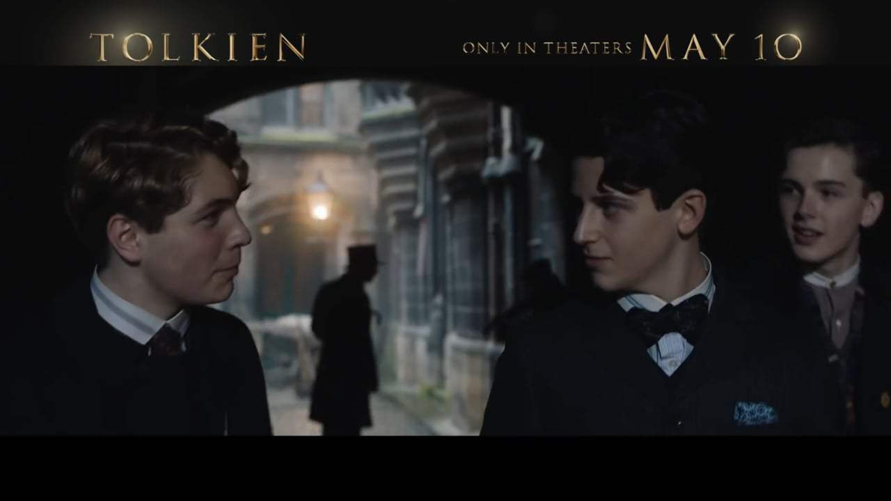 Tolkien TV Spot - Change the World (2019) Screen Capture #1