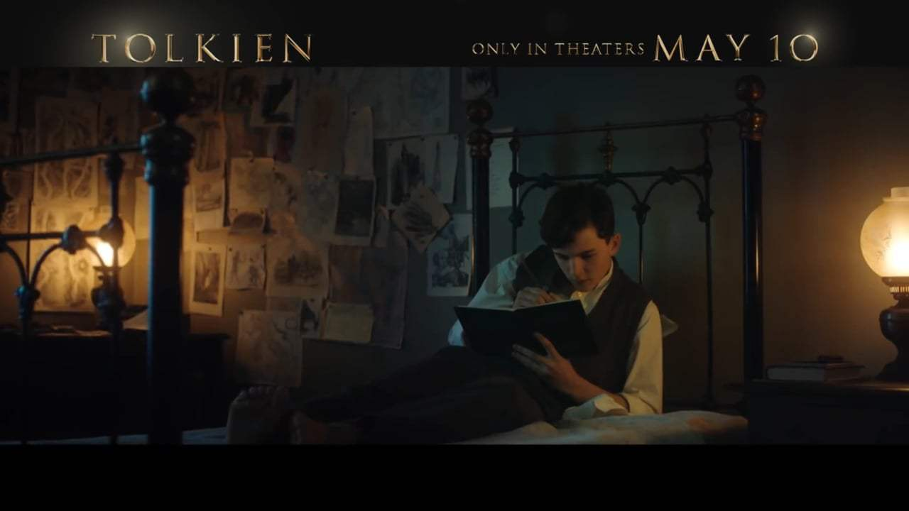 Tolkien TV Spot - Change the World (2019) Screen Capture #2