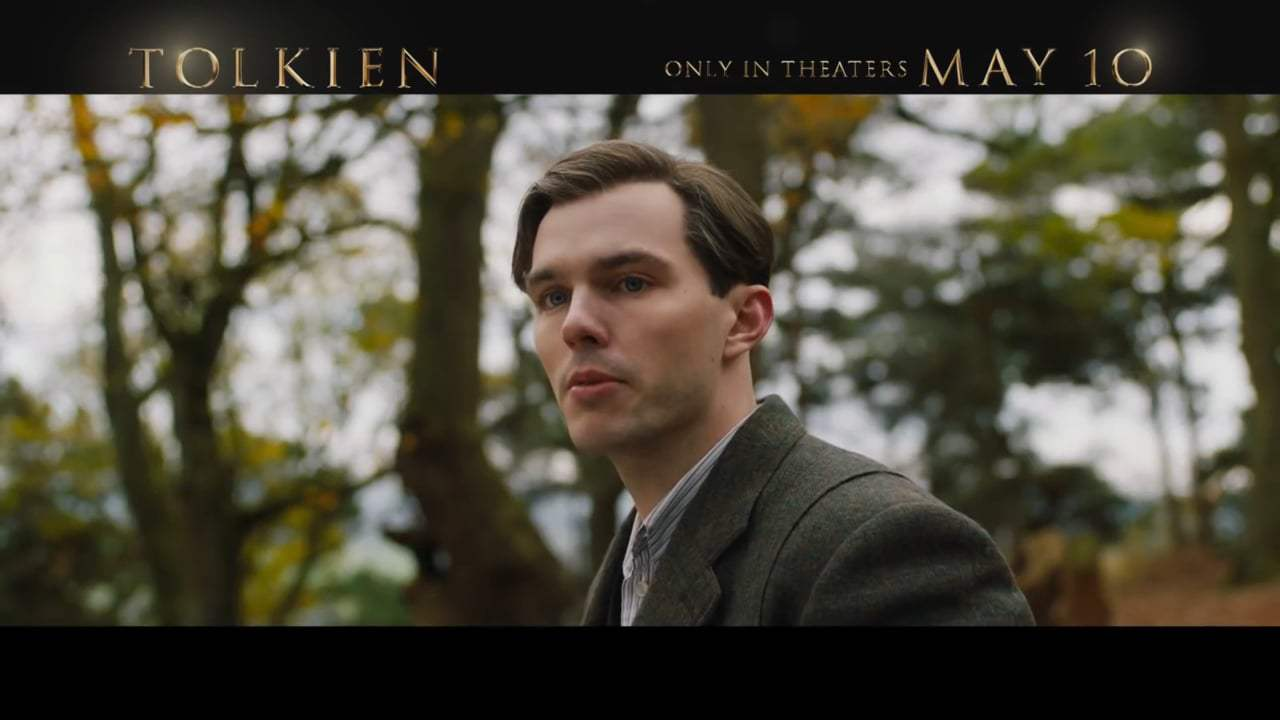 Tolkien TV Spot - Change the World (2019) Screen Capture #4