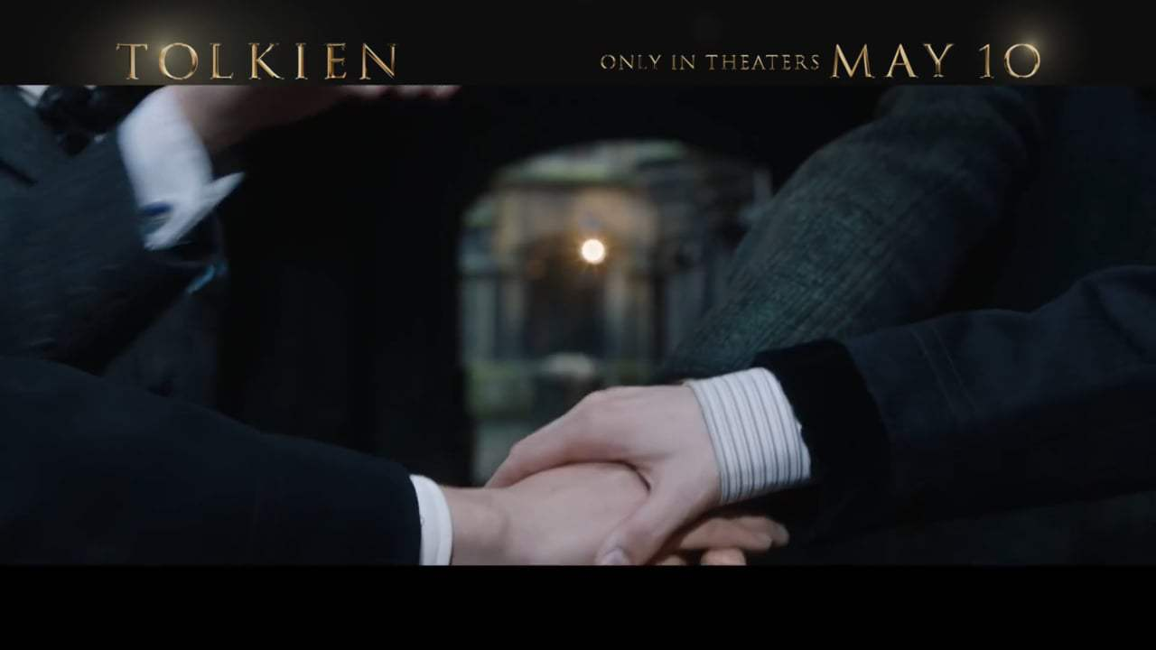 Tolkien TV Spot - Love. Vengeance. Courage (2019) Screen Capture #3
