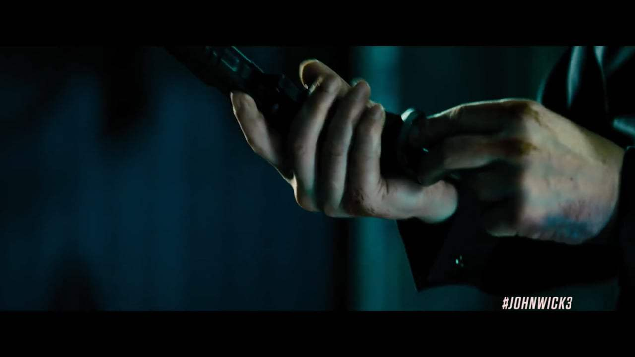 John Wick: Chapter 3 - Parabellum TV Spot - Incredible (2019) Screen Capture #1