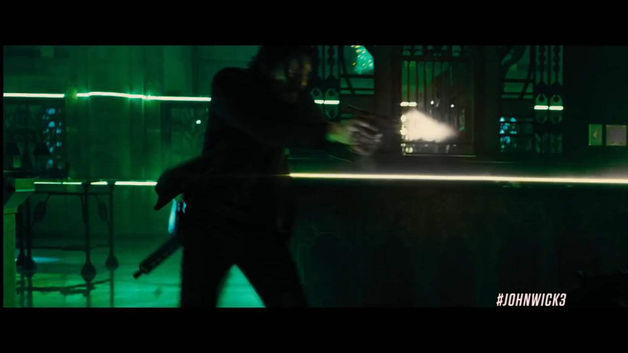 John Wick: Chapter 3 - Parabellum TV Spot - Incredible (2019) Screen Capture #2