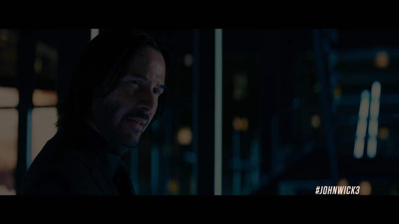 John Wick: Chapter 3 - Parabellum TV Spot - Guns (2019) Screen Capture #1