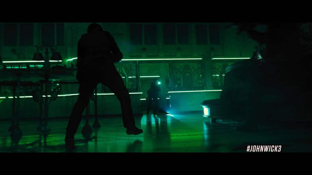 John Wick: Chapter 3 - Parabellum TV Spot - Guns (2019) Screen Capture #2