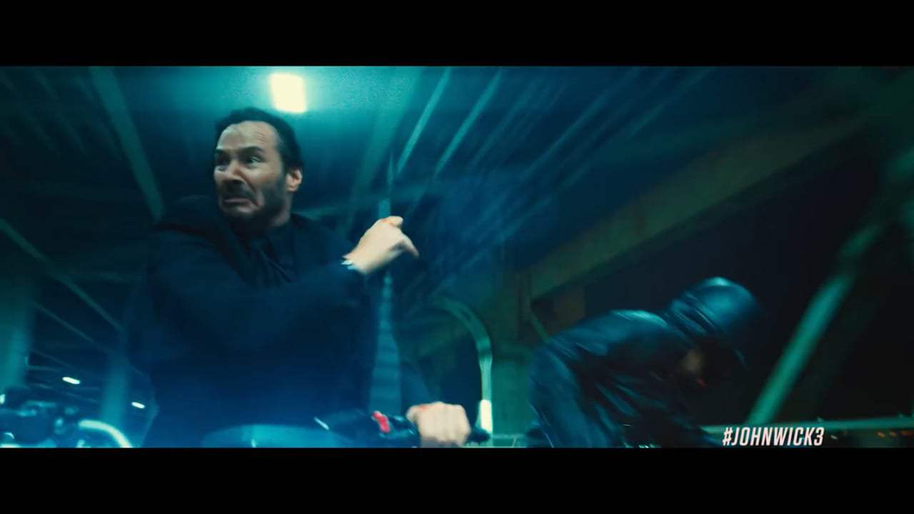 John Wick: Chapter 3 - Parabellum TV Spot - Guns (2019) Screen Capture #3