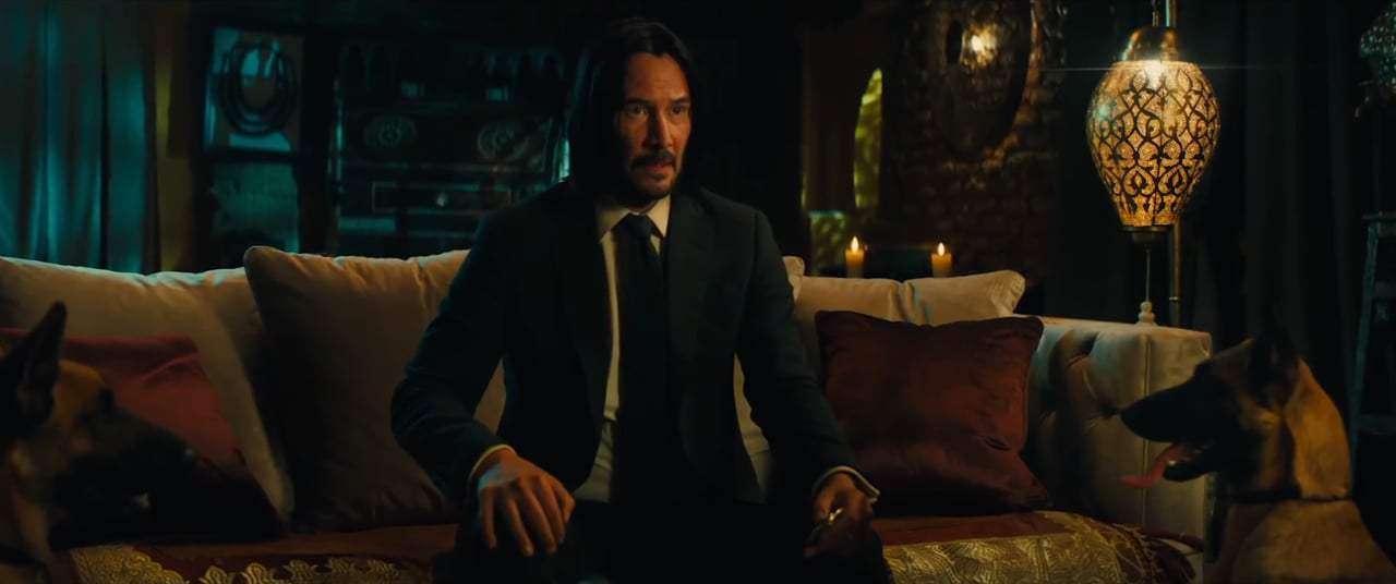 John Wick: Chapter 3 - Parabellum (2019) - Management Screen Capture #2