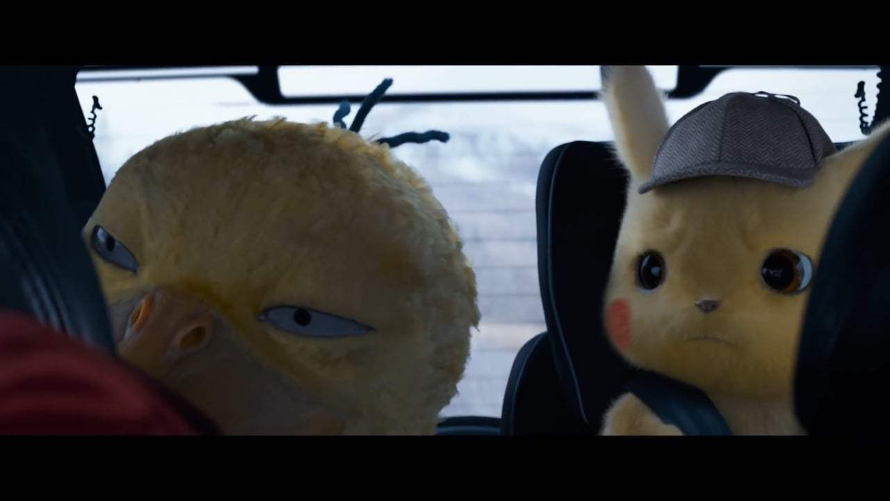 Pokémon Detective Pikachu Destiny Trailer (2019) Screen Capture #1