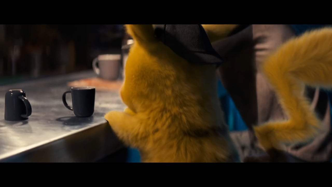 Pokémon Detective Pikachu Destiny Trailer (2019) Screen Capture #2