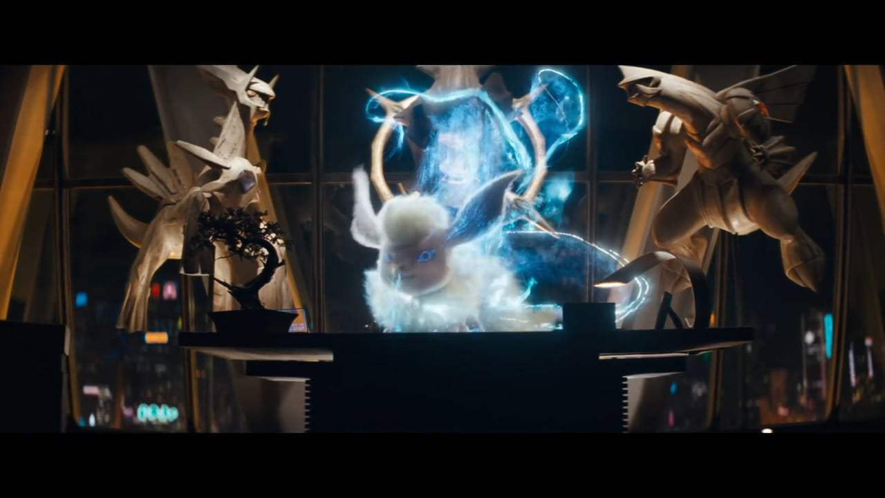 Pokémon Detective Pikachu Destiny Trailer (2019) Screen Capture #3
