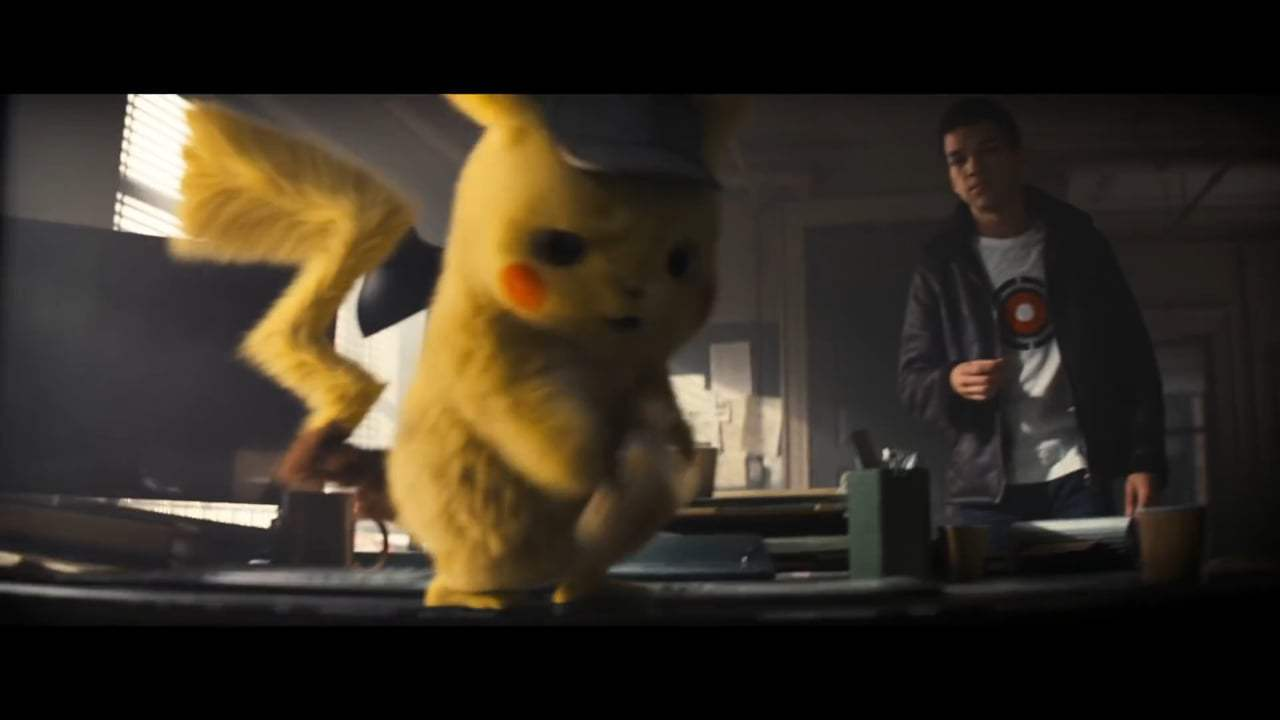 Pokémon Detective Pikachu TV Spot - Destiny (2019) Screen Capture #2