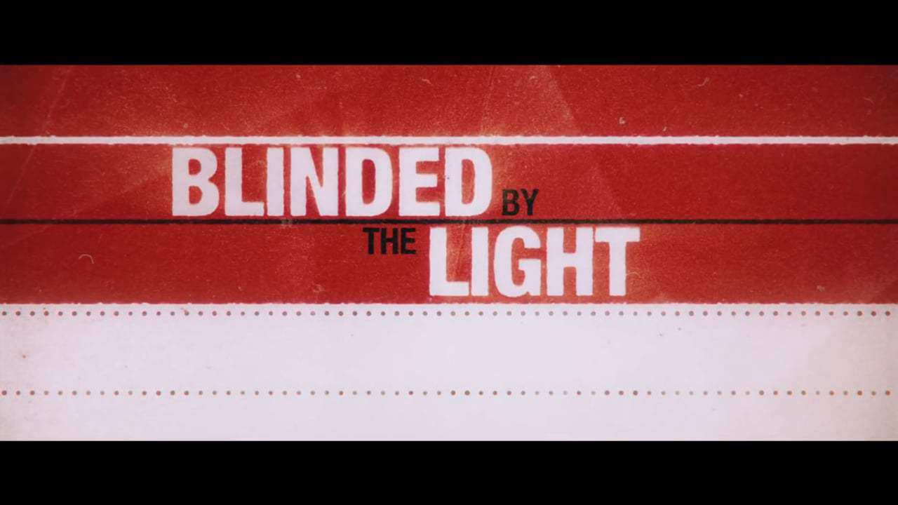 Blinded by the Light Trailer (2019) Screen Capture #4