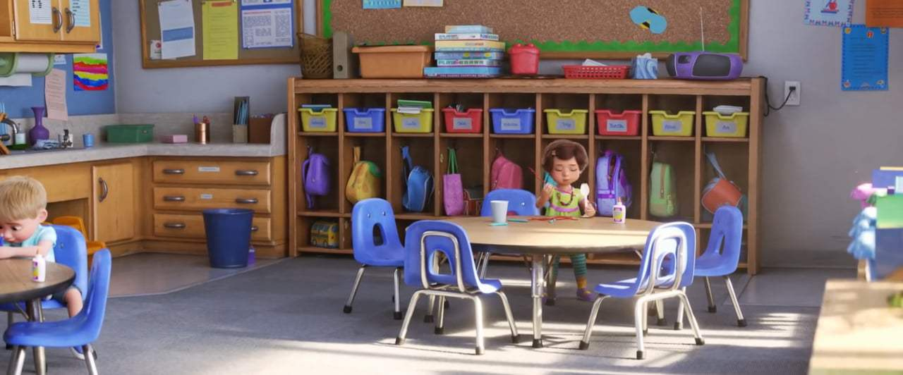 Toy Story 4 TV Spot - Making a New Friend (2019) Screen Capture #1