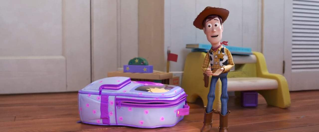 Toy Story 4 TV Spot - Making a New Friend (2019) Screen Capture #3