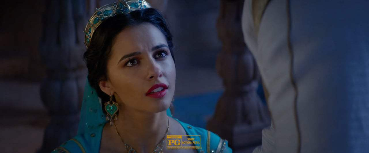 Aladdin TV Spot - Inside (2019) Screen Capture #4
