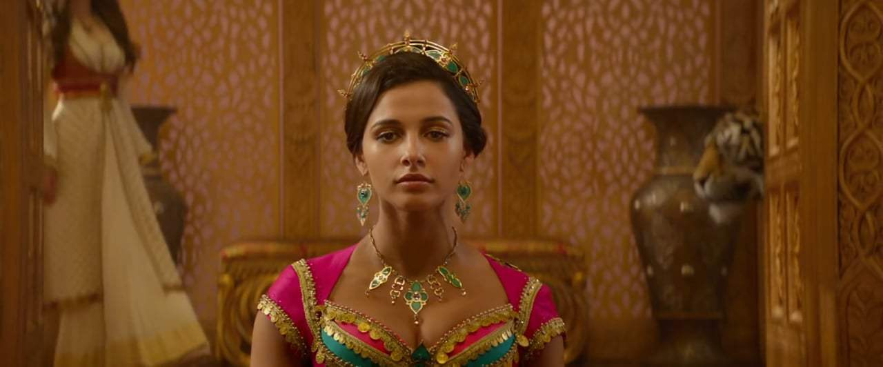 Aladdin TV Spot - Confident (2019) Screen Capture #1