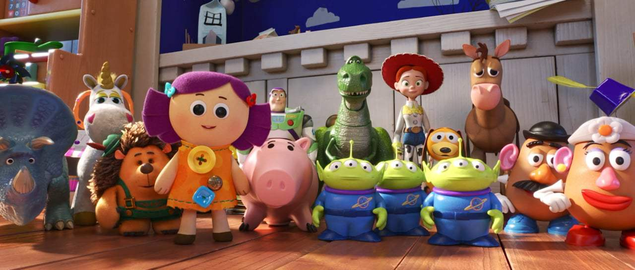 Toy Story 4 Theatrical Trailer (2019) Screen Capture #1