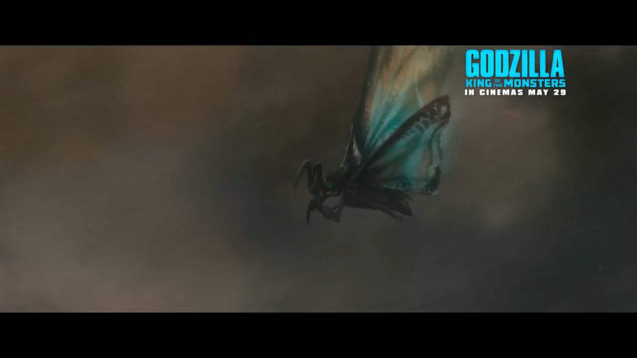 Godzilla: King of the Monsters TV Spot - Humanity (2019) Screen Capture #1
