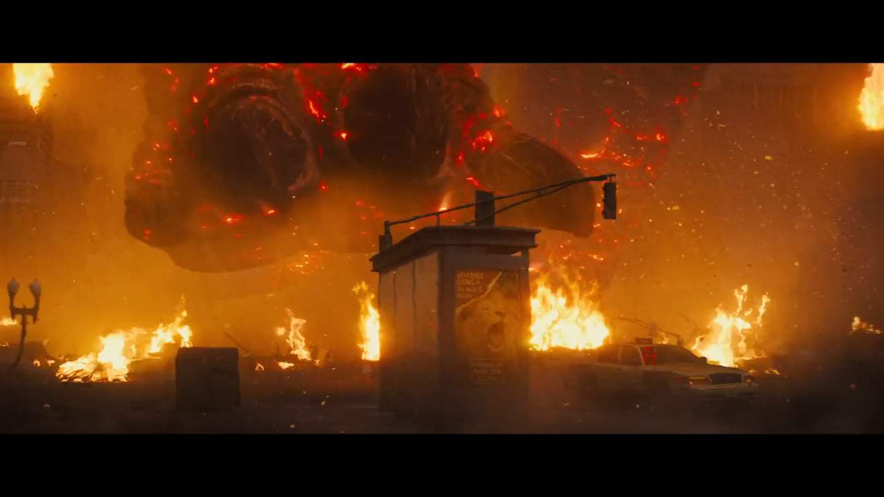 Godzilla: King of the Monsters TV Spot - Knock You Out (2019) Screen Capture #2
