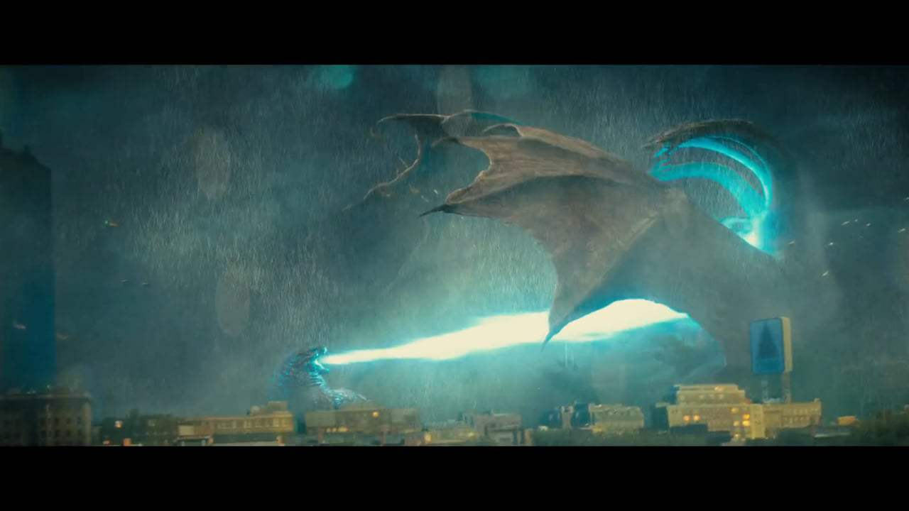 Godzilla: King of the Monsters TV Spot - Knock You Out (2019) Screen Capture #3