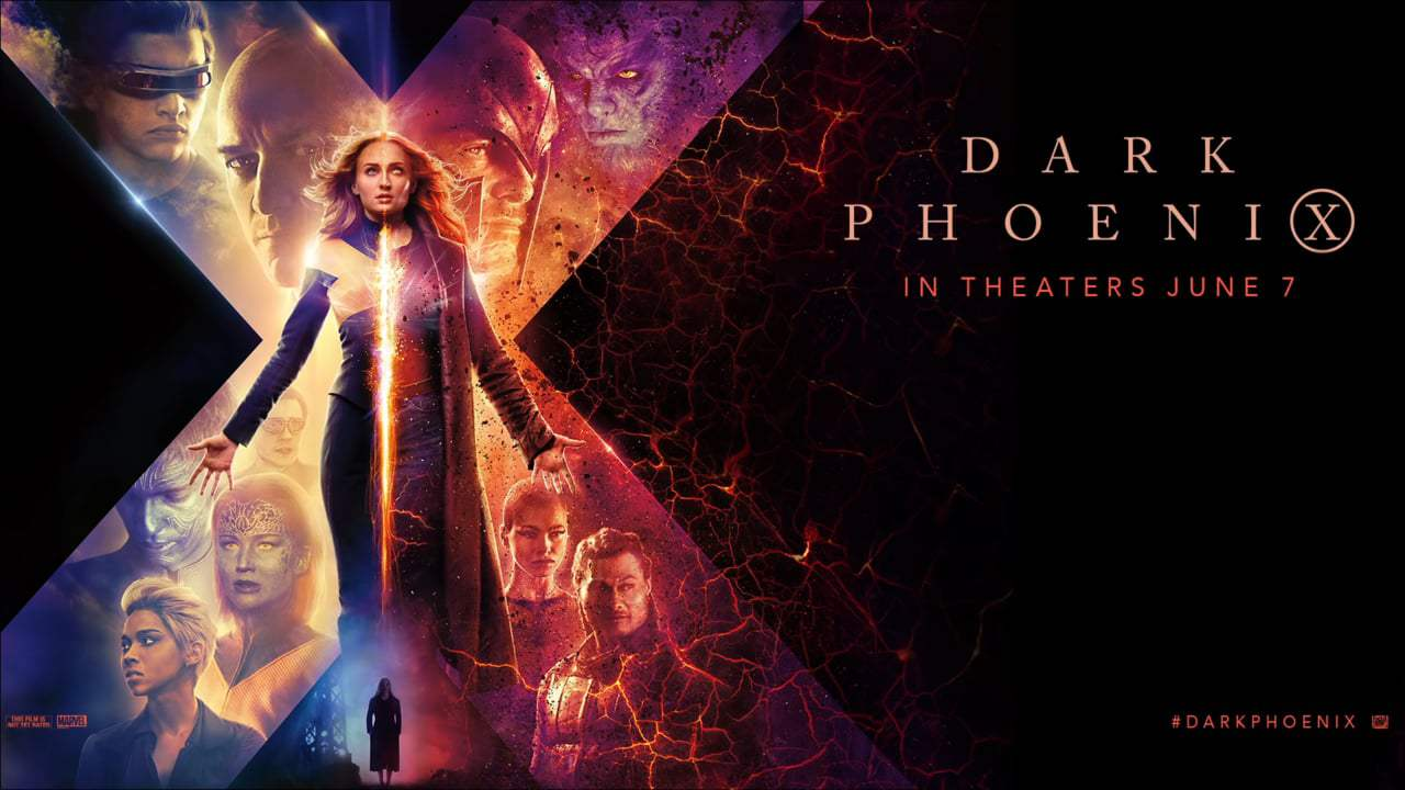Dark Phoenix TV Spot - Too Powerful (2019) Screen Capture #4