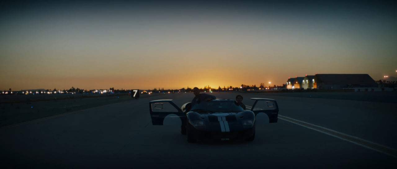 Ford v Ferrari Trailer (2019) Screen Capture #1