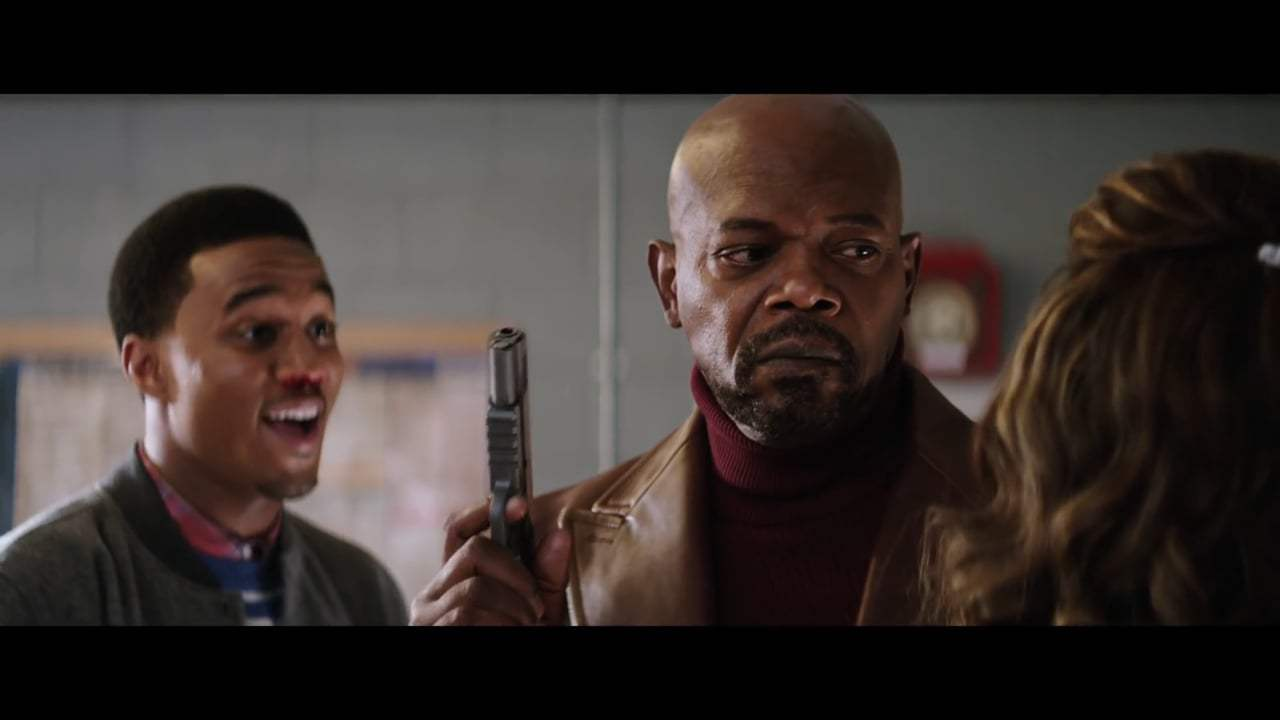 Shaft Red Band Trailer (2019) Screen Capture #4
