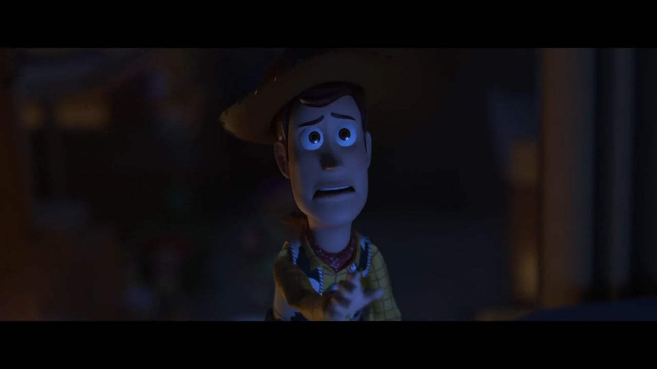 Toy Story 4 TV Spot - Playtime is Over (2019) Screen Capture #1