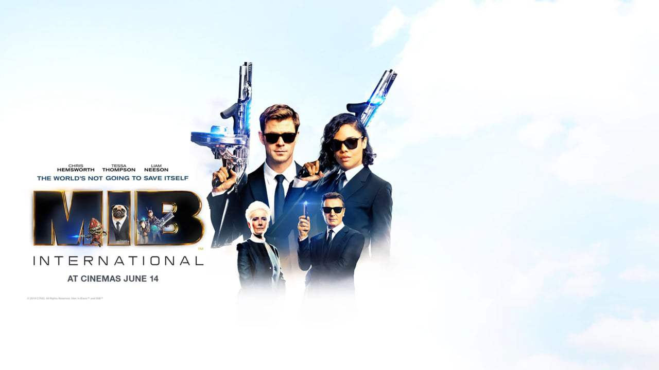 Men in Black International (2019) - Desert Weapon Test Screen Capture #4