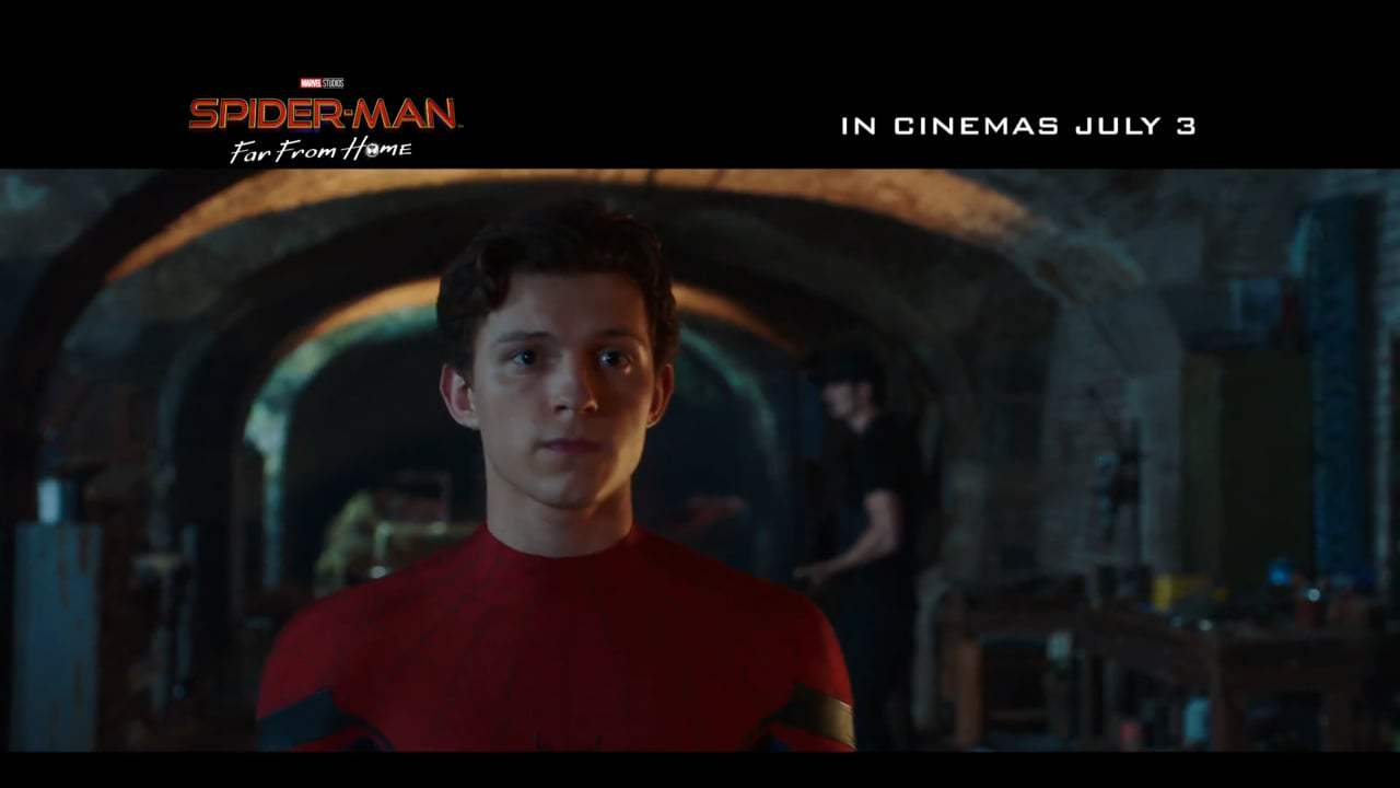 Spider-Man: Far From Home TV Spot - A Job to Do (2019) Screen Capture #2