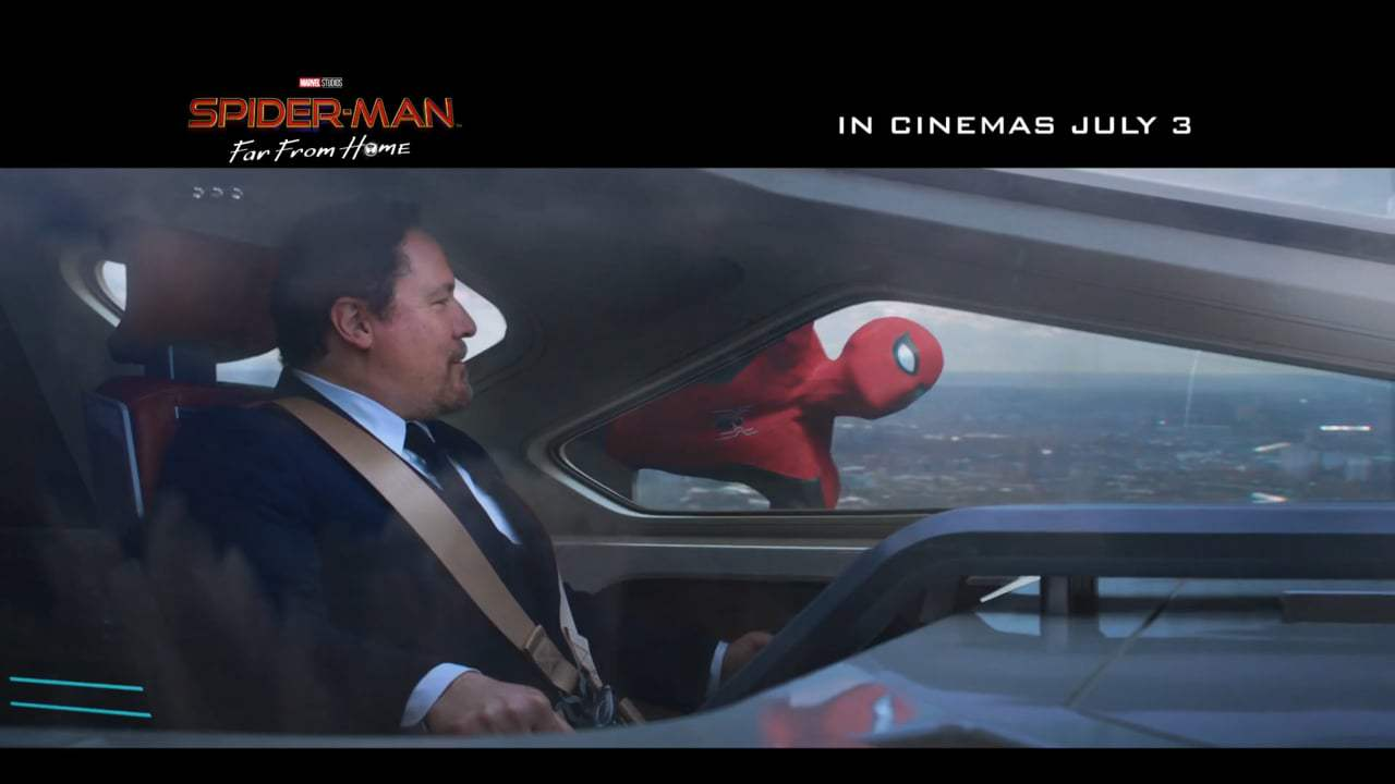 Spider-Man: Far From Home TV Spot - A Job to Do (2019) Screen Capture #4