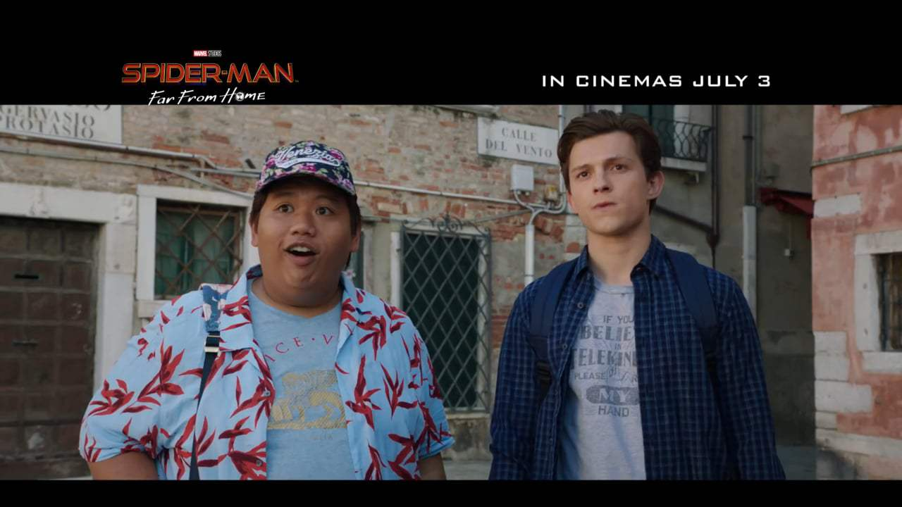 Spider-Man: Far From Home TV Spot - New Adventure (2019) Screen Capture #1